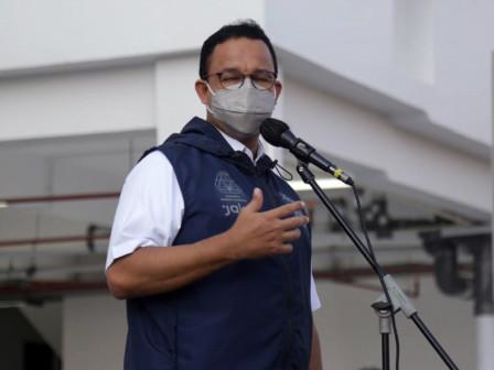 PPKM Level 3 DKI Jakarta Diperpanjang, Gubernur Anies Ingatkan Semua Jangan Lengah
