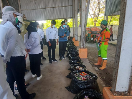 28 CPNS Dinas LH Mengikuti Masa Orientasi di Kepulauan Seribu