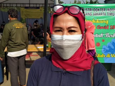 Puskesmas Kecamatan Kramat Jati Targetkan Vaksin 2.000 Orang per hari