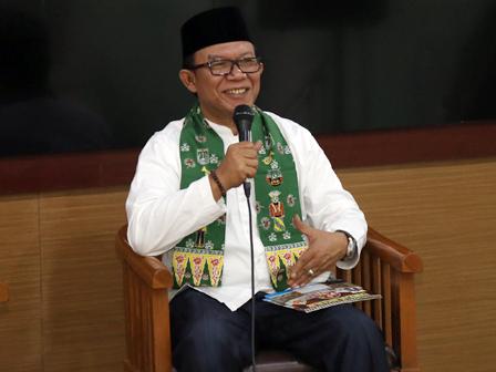 Jokowi to Attend Lebaran Betawi