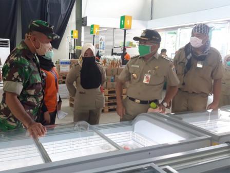 Regent Ensures Food Supply for Thousand Islands People is Safe
