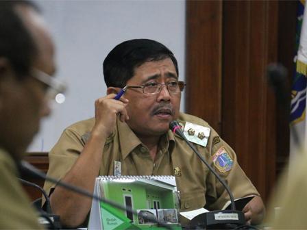 N. Jakarta Prepares Asian Games Replica Torch Parade