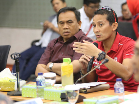 Sandi Leads Local Device Supporting Meeting for Asian Games XVIII