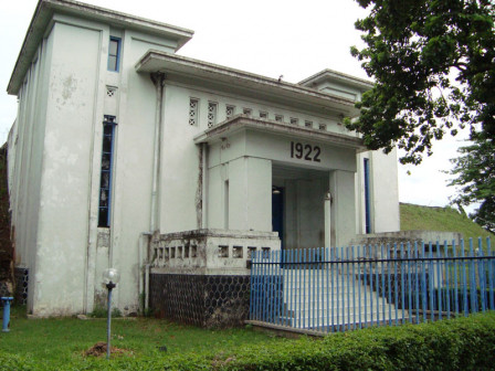 Gementeestaat-Waterleidengen Van Batavia Cikal Bakal PAM Jaya.