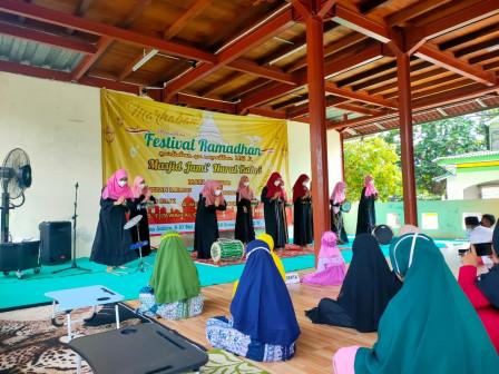 Warga Pulau Sebira Gelar Festival Ramadhan1442 Hijriyah