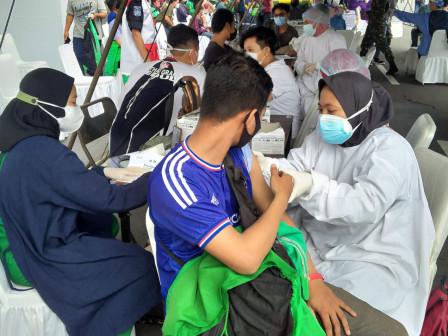 60 Ribu Warga DKI Ditargetkan Dapat Layanan Vaksinasi di GBK dan JiExpo Kemayoran
