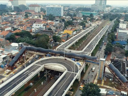 Tanjung Barat and Lenteng Agung Flyovers Trial Period is Extended