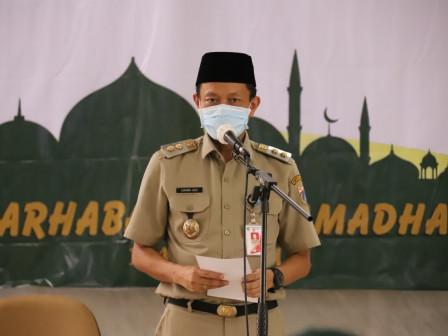 Ramadan, Pemkot Jaksel Gelar Wawasan Keagamaan Islam
