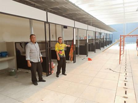 PKL in Kota Tua Area Arranged