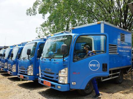 Pemkot Jakpus akan Tambah Lima Pompa Mobile di Empat Daerah Rawan Genangan