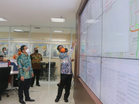 Visiting BPBD, Vice Governor Ariza Ensures Improved Handling of Disaster Problems