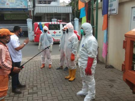 Kecamatan Matraman Manfaatkan Ambulans Bantuan CSR Evakuasi Pasien COVID