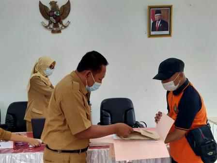 East Jakarta Pusip Holds Document Restoration Program in Bidara Cina