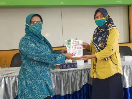 North Jakarta Presents IKRA to Improve Reading Culture