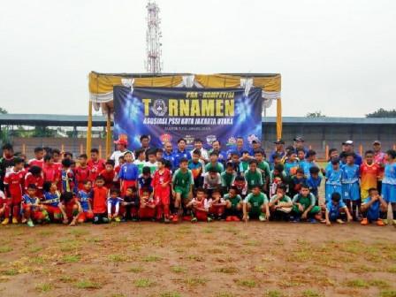 16 SSB di Jakut Meriahkan Festival Turnamen Pra Kompetisi