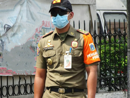 Central Jakarta Satpol PP Office Closed for Three Days