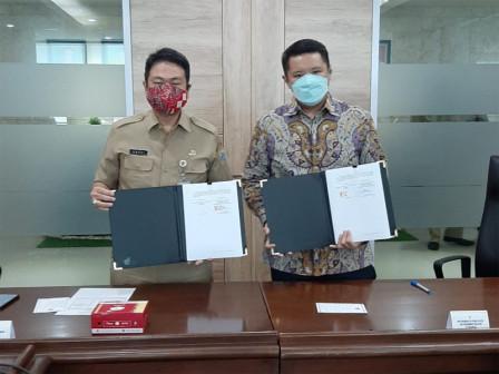 Pemprov DKI Jakarta dan Tokopedia Adakan PKS tentang Pengembangan Kewirausahaan