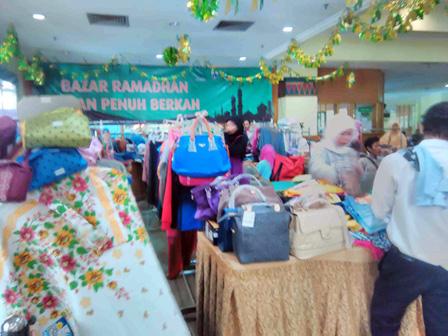 Bazar Ramadan akan Diselenggarakan di Kantor Wali Kota Jakpus