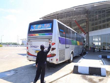 92 Perusahaan Otobus di Terminal Pulogebang akan Gunakan Aplikasi Jaketbus