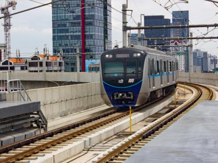 MRT Tetap Beroperasi Saat Cuti Bersama dan Lebaran