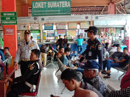 December 19-23, 28,165 Passengers Have Been Departed from Kampung Rambutan
