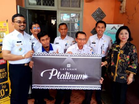 UP PTSP Kalideres Lucurkan Layanan Platinum