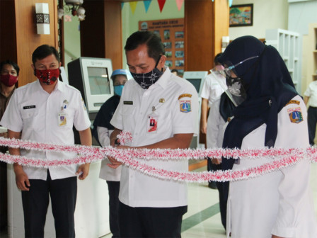 Dispusip Inaugurates Betawi Homepage