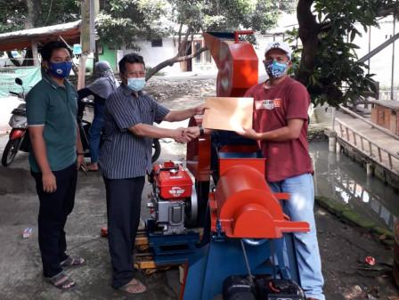 Rambutan 07 Waste Bank Received Waste Shredder Machines