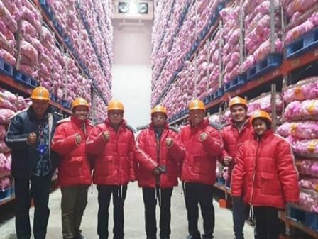 Garlic Stock in Jakarta is Still Safe Until Imlek