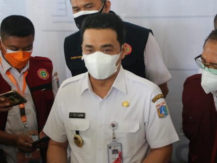 Wagub Ariza Dorong Kolaborasi Organisasi Profesi dan Kemasyarakatan Gelar Vaksinasi COVID-19