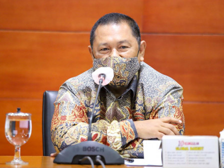 North Jakarta Appreciates Cooperation with GAPENSI