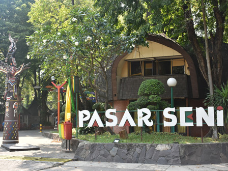 Pasar Seni Ancol to Hold Online Discussion
