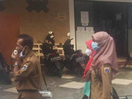 Kelurahan Sukabumi Utara Kembali Gelar Ronda Covid