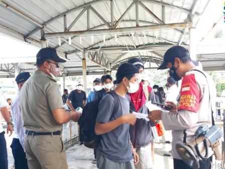 Pemkab Berlakukan Pengawasan Ketat Pembatasan Jumlah Wisatawan ke Kepulauan Seribu