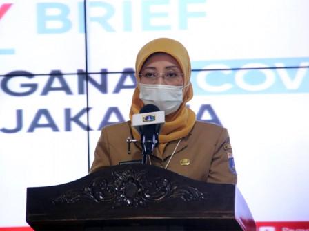 Perkembangan Data Kasus dan Vaksinasi Covid-19 di Jakarta Per 15 Juni 2021
