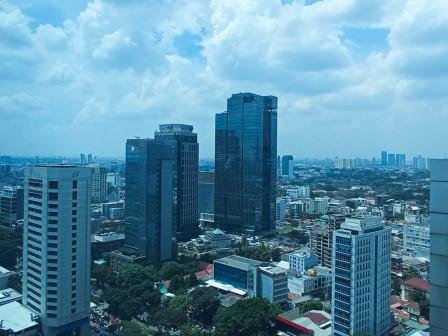 Hari Ini Jakarta Diprediksi Berawan