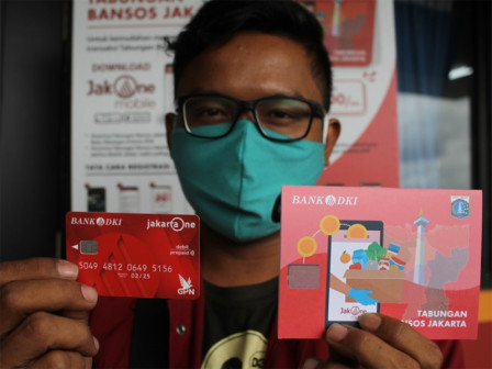 Social Agency and Bank DKI Start to Distribute Social Cash Assistance
