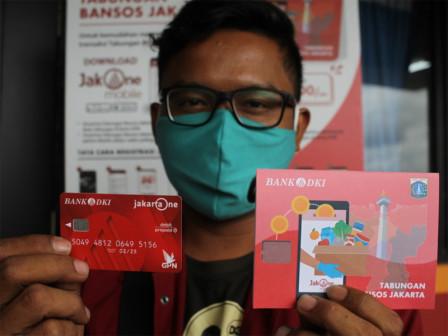 Dinsos DKI Jakarta dan Bank DKI Mulai Salurkan Bantuan Sosial Tunai