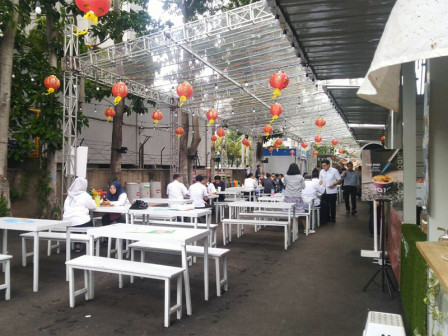 Let's Visit and Taste Chinese Food in Thamrin 10