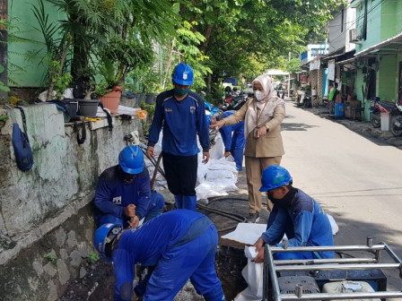 Next Week, Two Infiltration Wells Construction in Matraman Completed