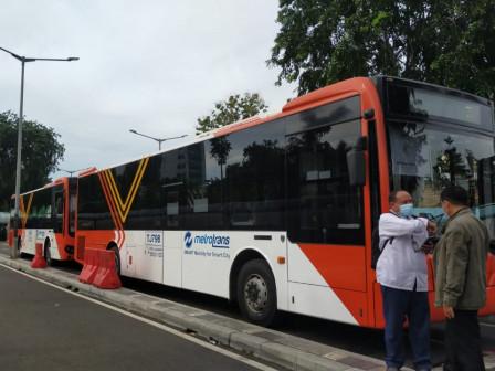 Transjakarta Sediakan Empat Layanan Khusus untu Feeder Stasiun KCI