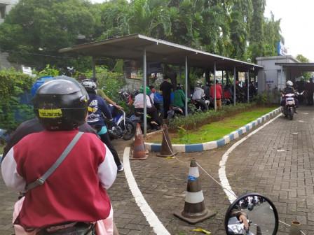 Optimalkan Penerimaan PKB, Bapenda DKI Jakarta Miliki Samsat Drive Thru