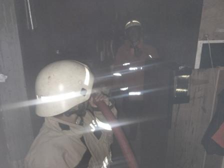 Tujuh Unit Armada Dikerahkan Padamkan Kebakaran di Gandaria Utara
