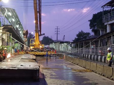 Jembatan Gantung JPO will Be Rebuilt