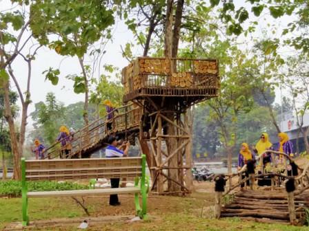 West Jakarta Develops Cultural Spot in Kembangan