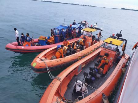 11 Kapal Pemprov Bantu Proses Pencarian Pesawat SJY 182