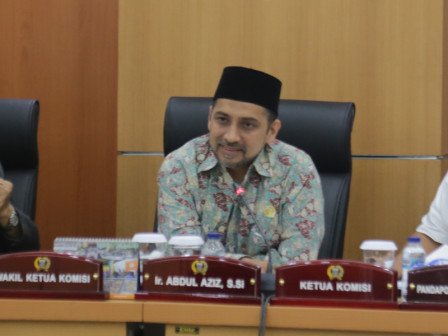 Commission B Agrees on Budget Proposed by Nakertrans Agency