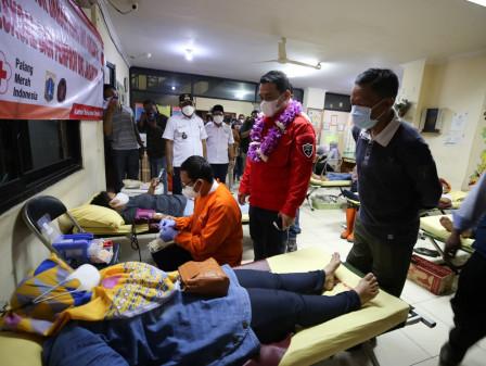 Wagub Ariza Ajak Masyarakat Tingkatkan Solidaritas di Tengah Pandemi