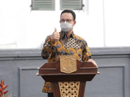 Gubernur Anies Tegaskan Transformasi Kota Tua - Sunda Kelapa Gunakan Pendekatan Kolaboratif, Masif,