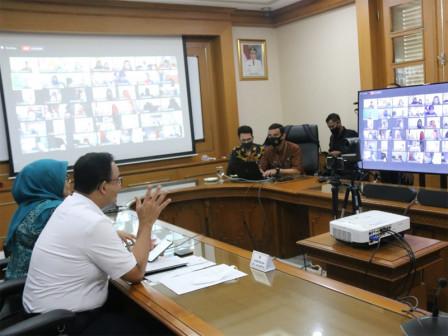 Dialog Virtual Hari Anak Nasional, Anies Pesankan Anak Indonesia Agar Bahagia dan Bernilai